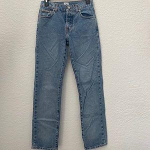 Calvin Klein Easy Low Rider Jeans